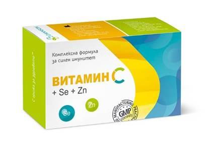 Vitamin C+Se+Zn