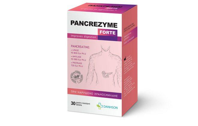 Pancrezyme Forte