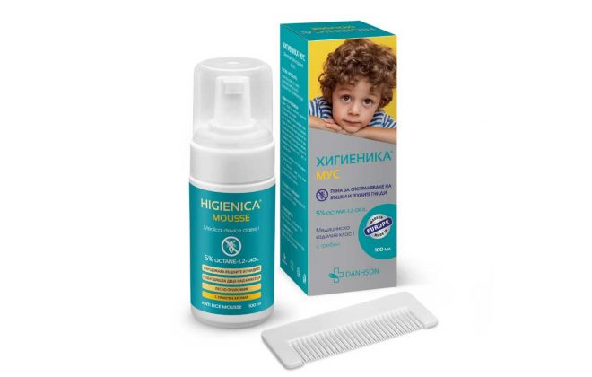 Higienica-Mousse